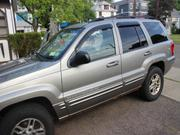 1999 JEEP cherokee Jeep Grand Cherokee Limited Sport Utility 4-Door